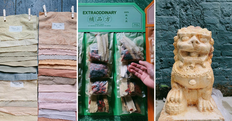 mini extraoddinary chinatown installations