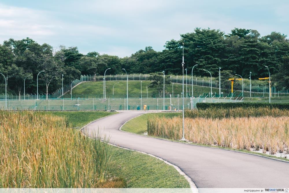 Lorong Halus Wetland