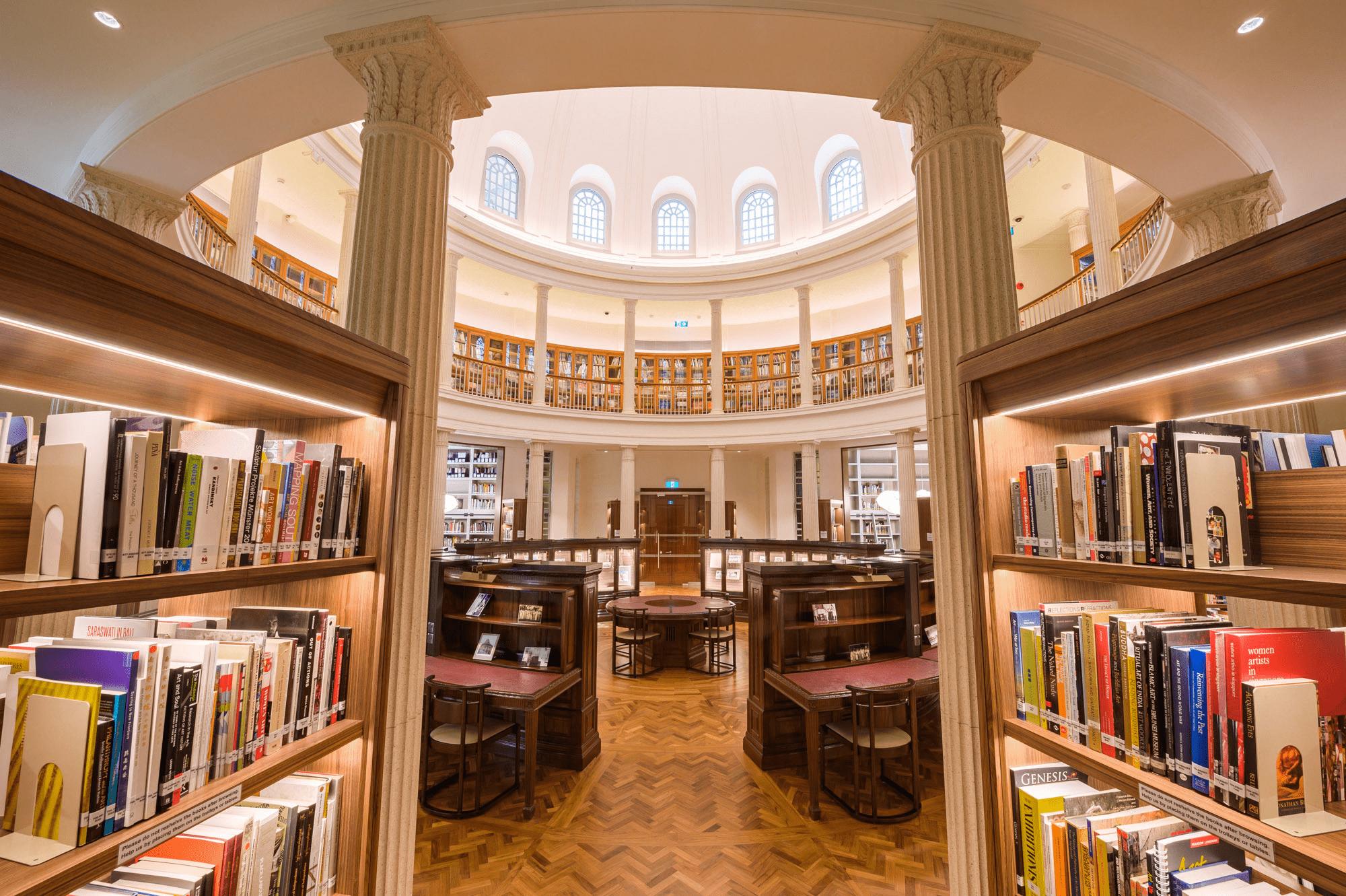 Rotunda Library & Archive