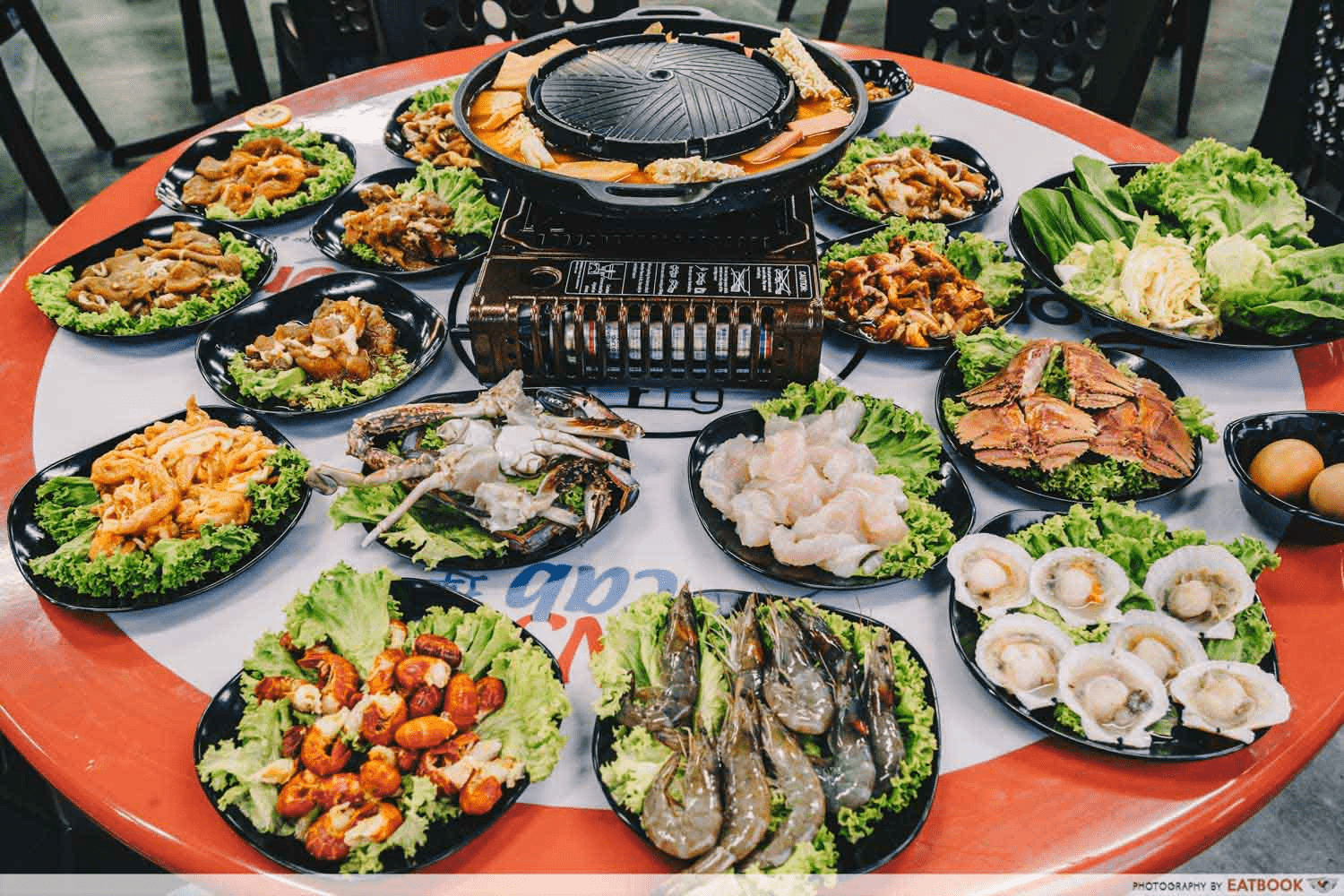 Seoulid Korean BBQ