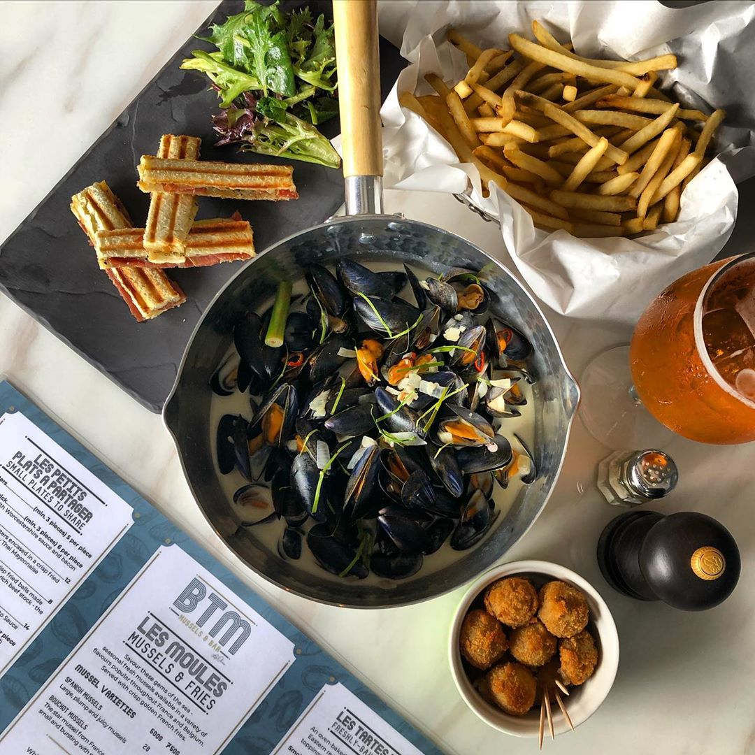 BTM Mussels & Bar
