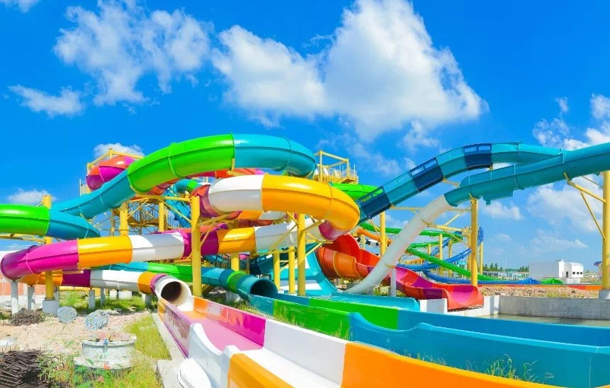 Hurricane Harbour Water Park China