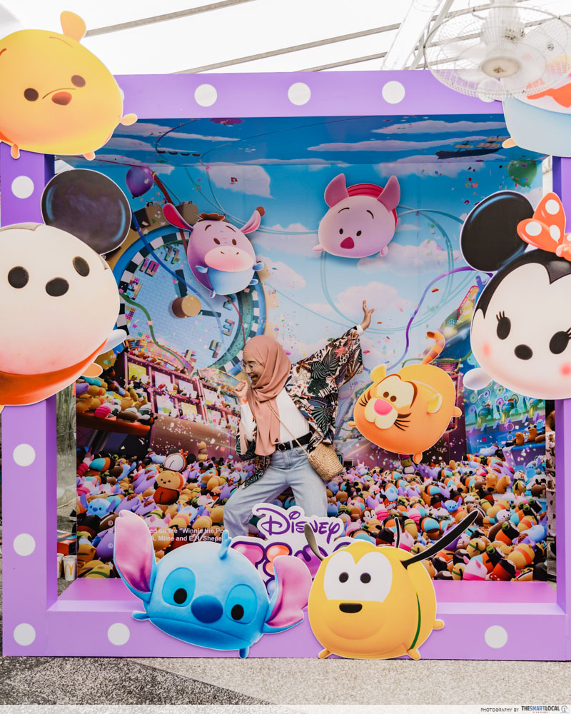 River Safari Is Now Disney Tsum Tsum-Themed With Photo