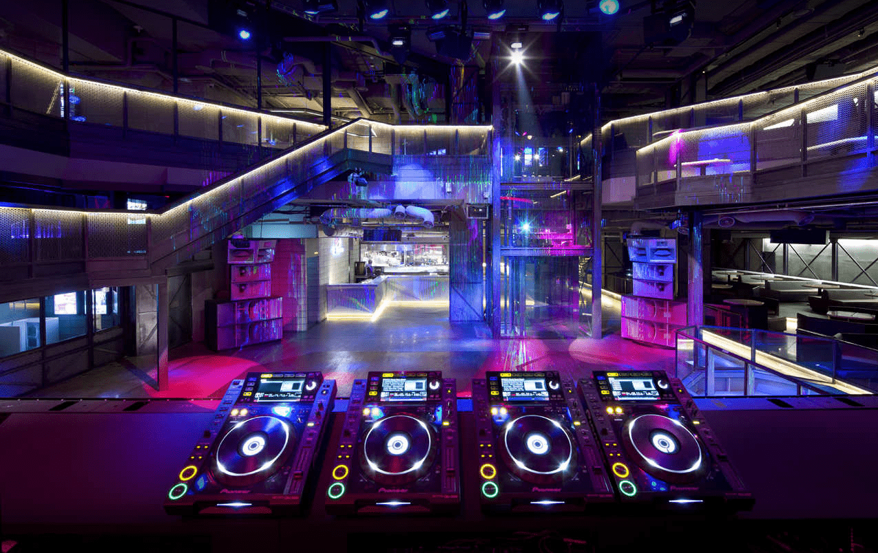 octagon seoul club
