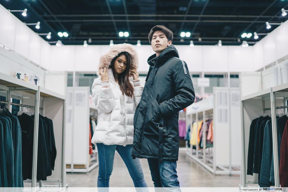 winter time suntec sale 2019 jacket