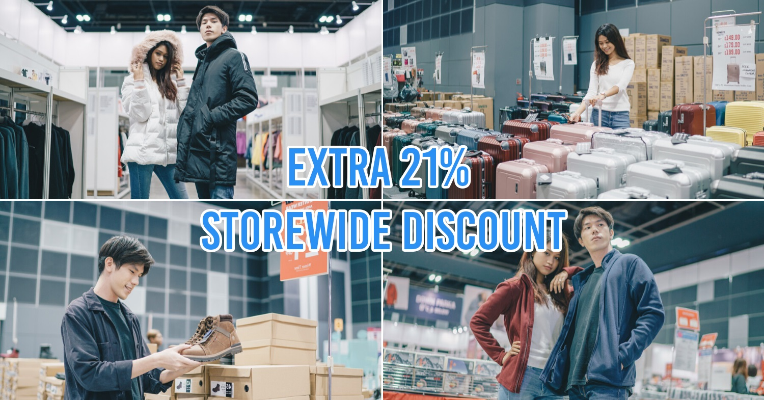 winter time suntec sale 2019