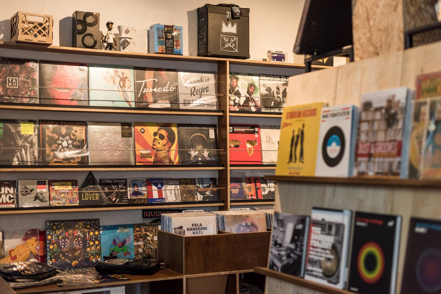 101 things to do in Singapore vinyl