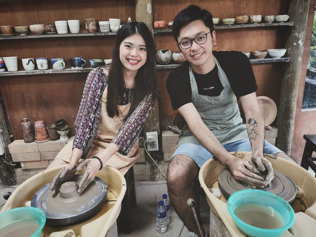101 things to do in Singapore Thow Kwang Pottery Jungle