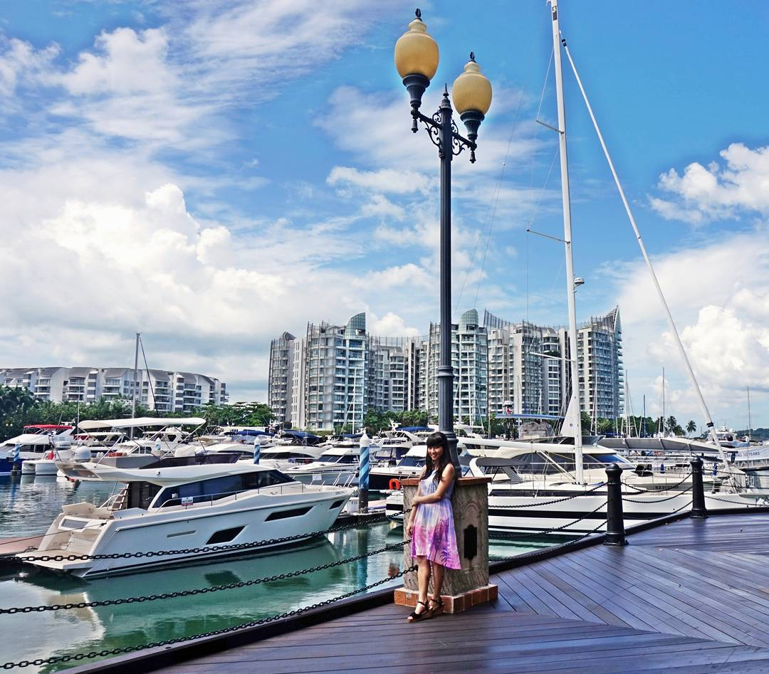 101 things to do in Singapore Quayside Isle Keppel Bay