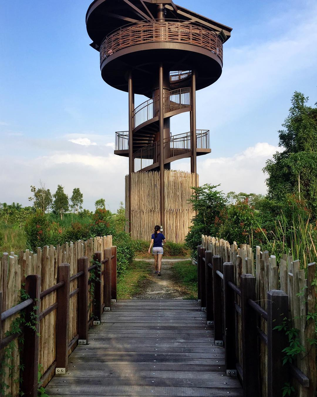 101 things to do in Singapore Kranji Marshes