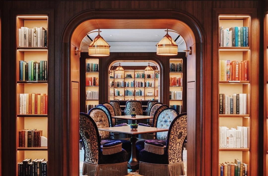 Singapore book cafe