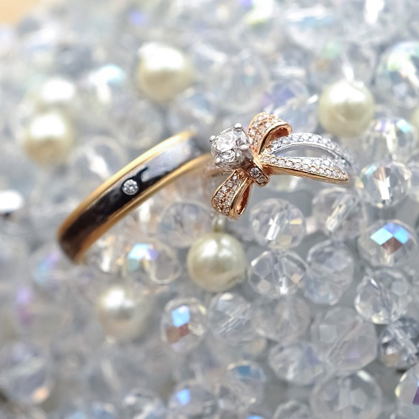 Places to customise wedding & engagement rings in Singapore Gems By Gems