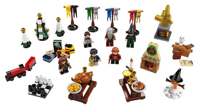 Harry Potter LEGO advent calendar