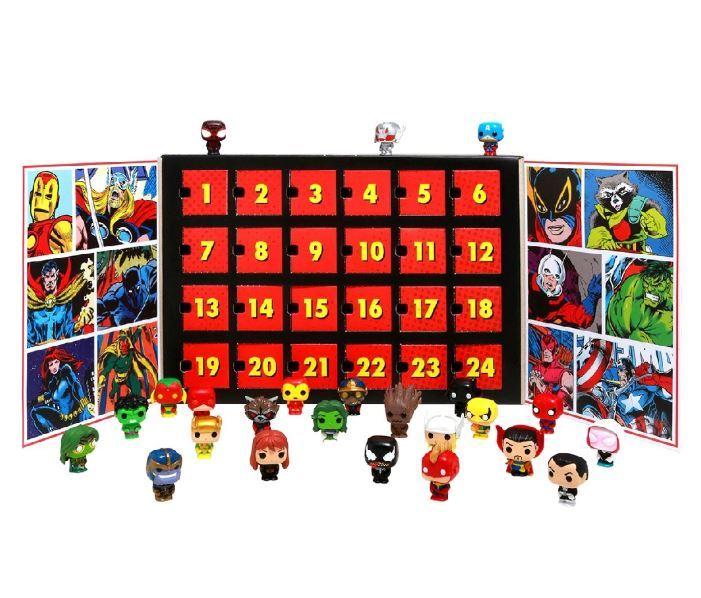 Marvel Funko Pop advent calendar