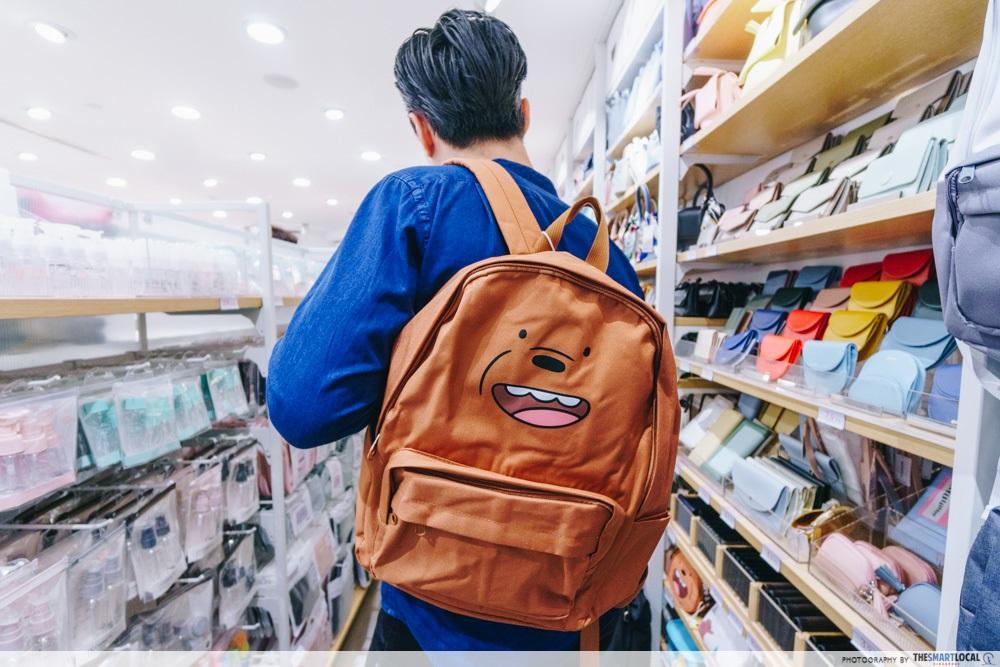 Budget Travel Essentials Miniso