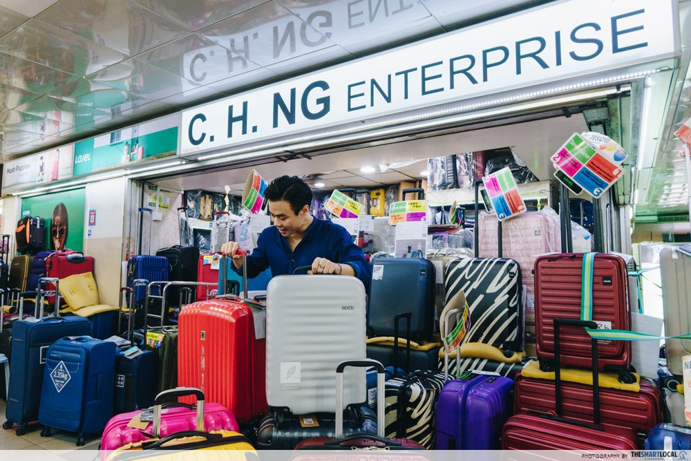 Budget Travel Essentials C.H.NG Enterprise