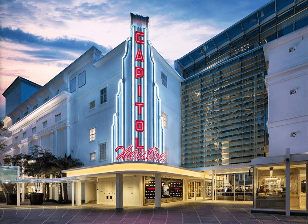 Capitol Theatre Singapore