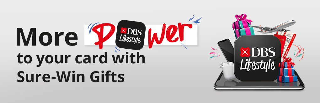 DBS Spend & Win Promotion