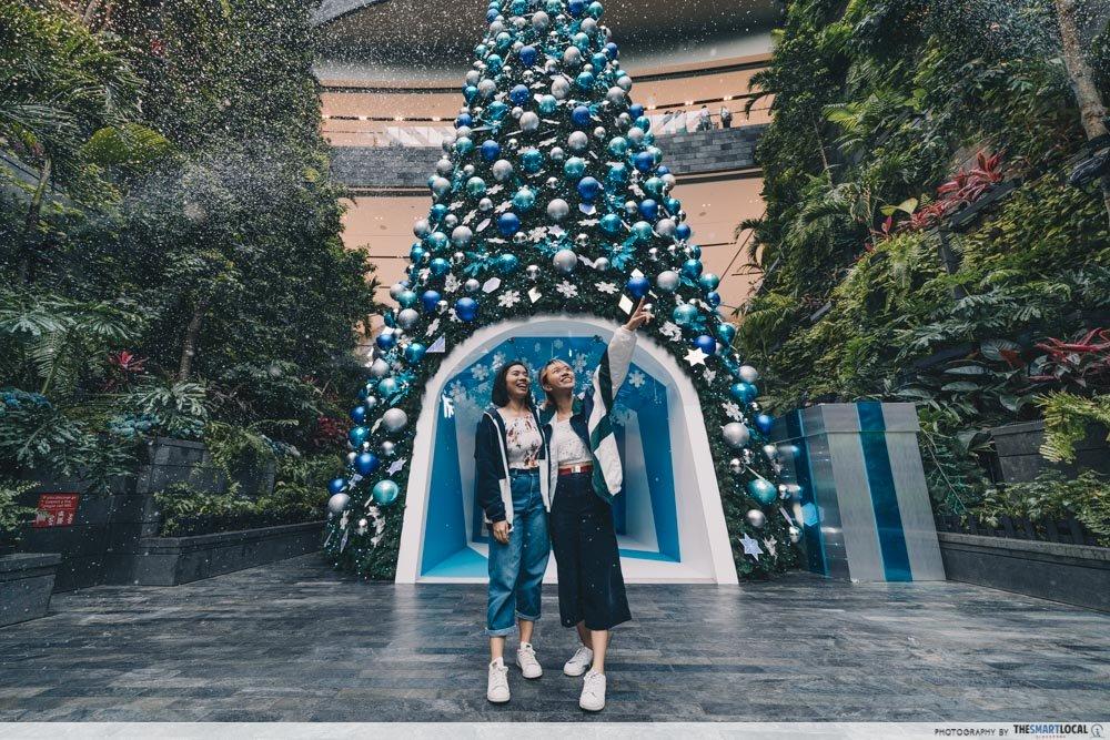 jewel changi frozen 2019