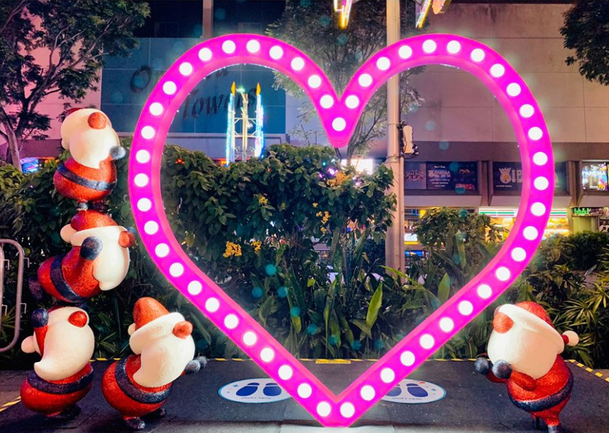 orchard road Christmas On A Great Street 2019