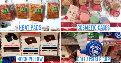 Daiso Travel Items $2 Singapore Holiday Essentials Guide