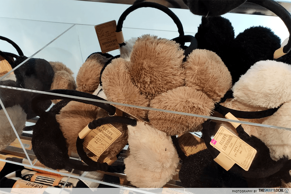 Ear Muffs Daiso Travel Items $2 Singapore