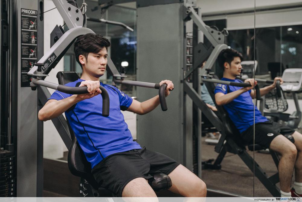 Derek Wong badminton Deloitte