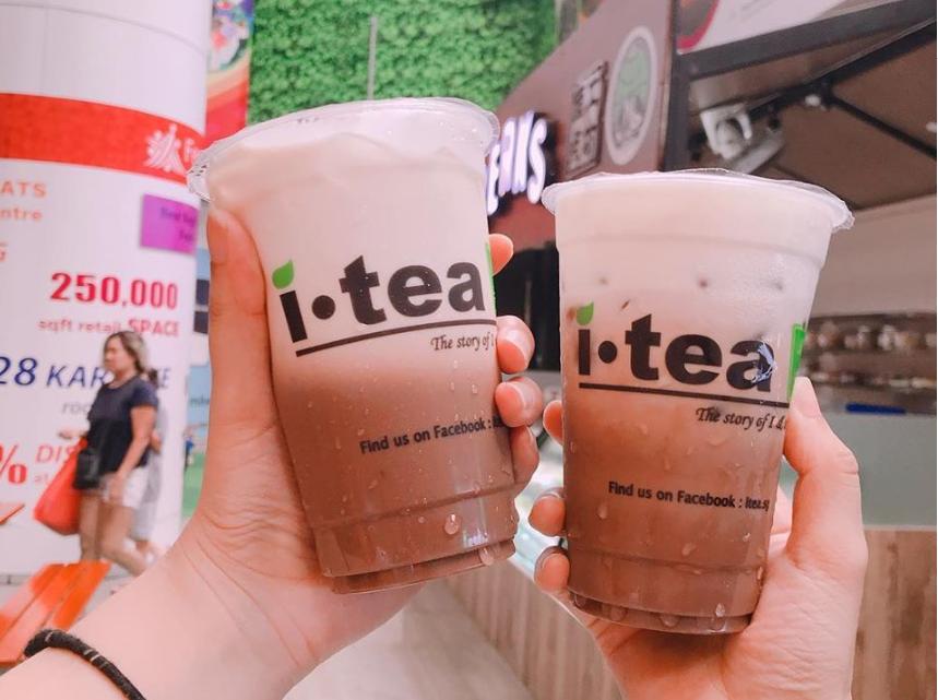 itea bubble tea