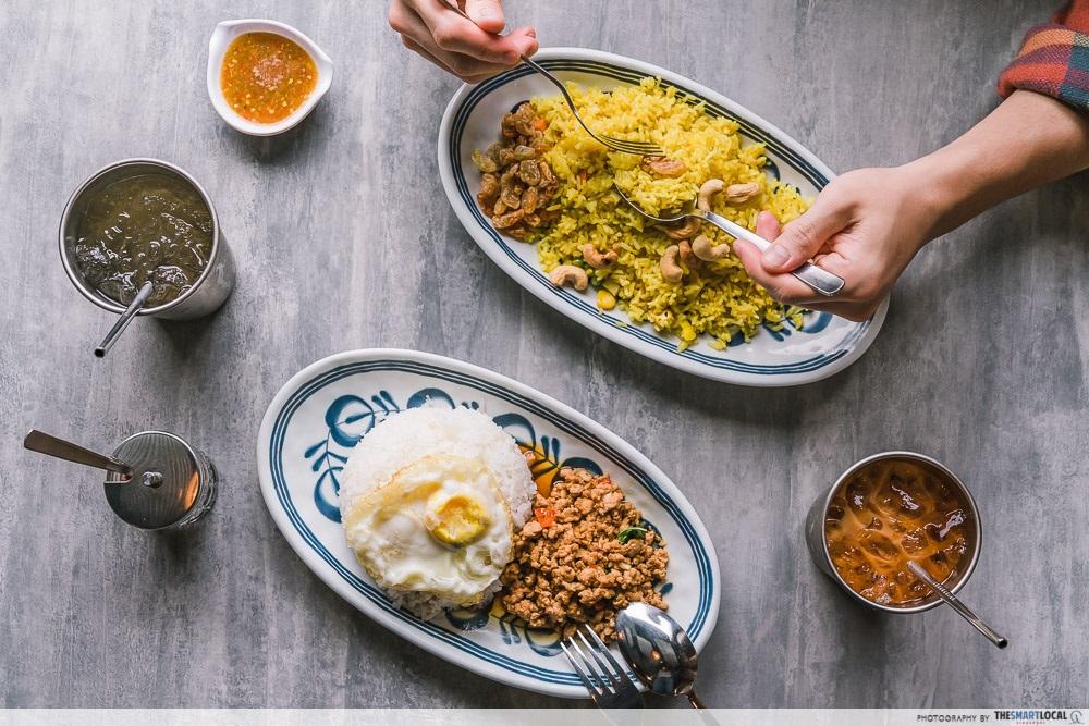 Clarke Quay Central Food Deals Om Nom Taste of Thai