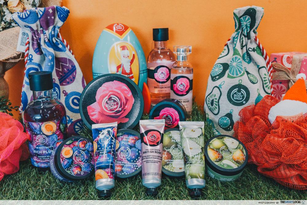 The Body Shop - Christmas