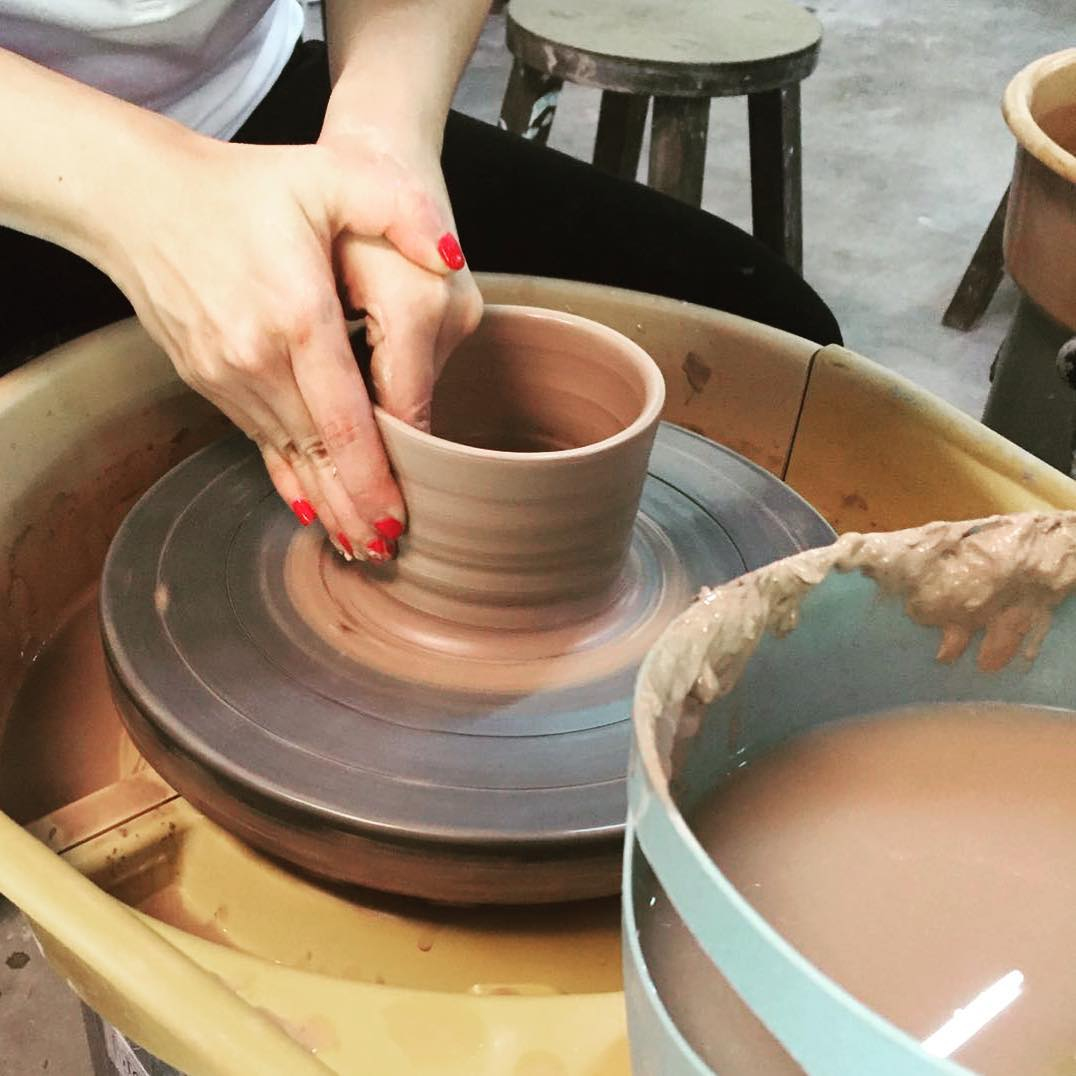 Center Pottery
