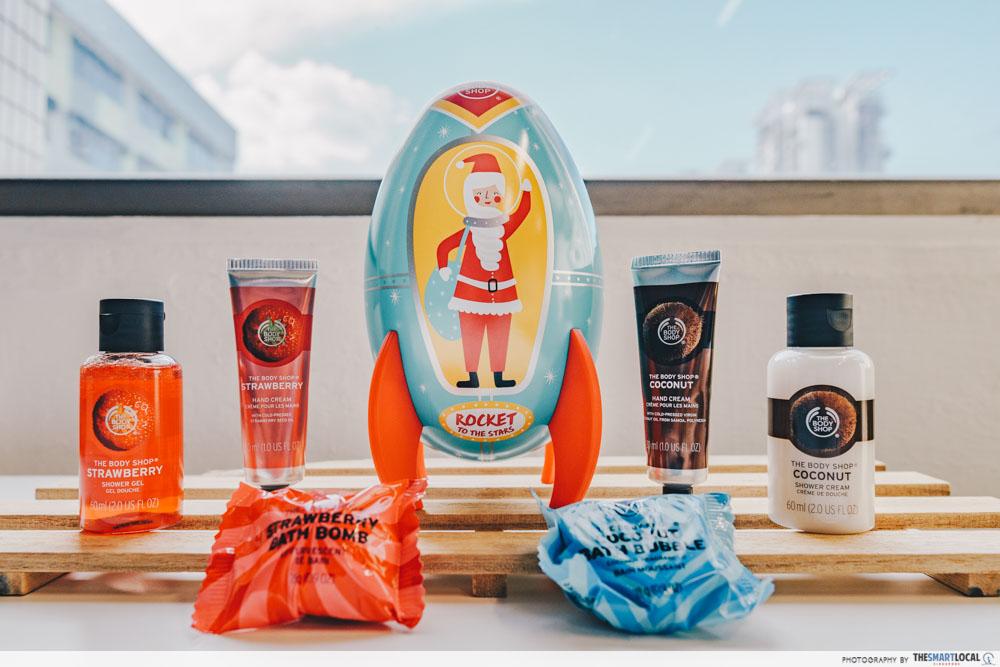 The Body Shop - Rocket Gift Set