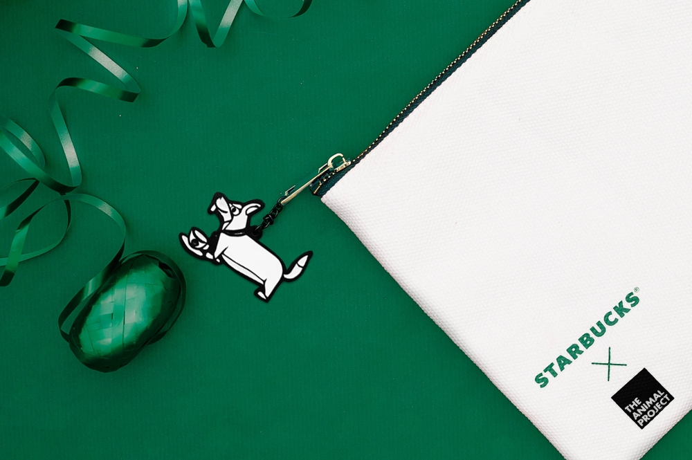 Starbucks x The Animal Project