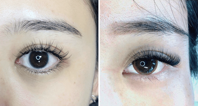 Home-Based Eyelash Extensions Singapore Pasir Ris Celash