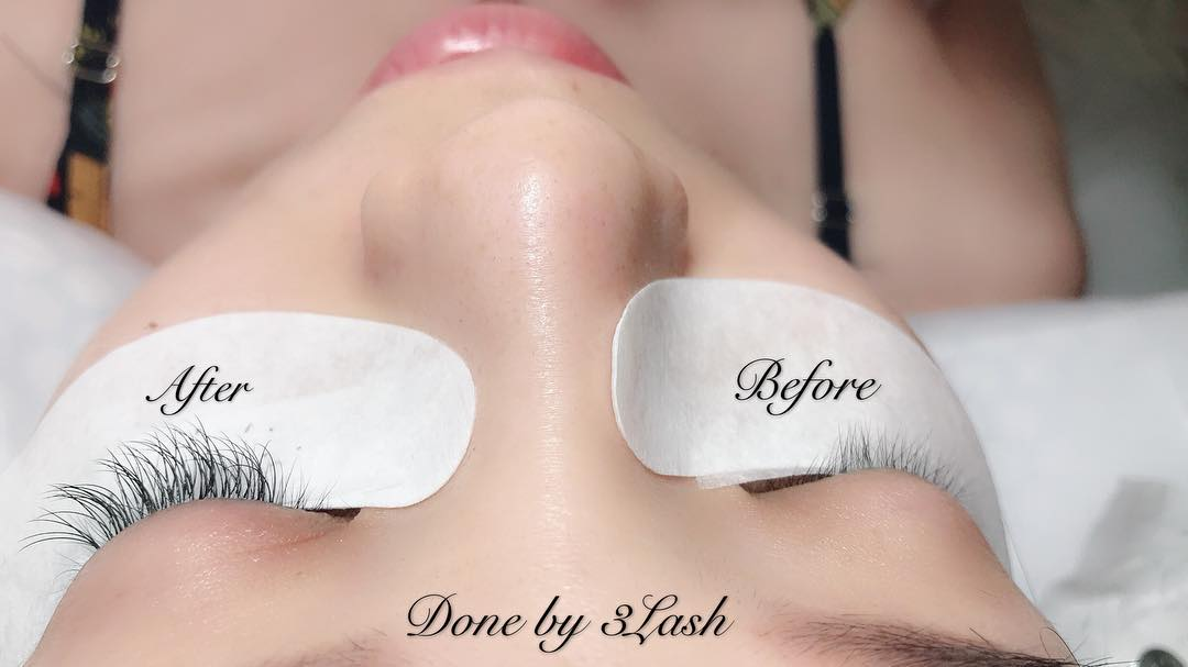 Outram Park Home-Based Eyelash Extensions Singapore 3Lash