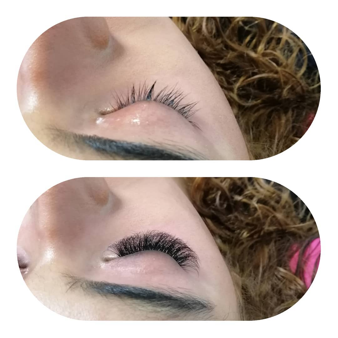 Woodlands Home-Based Eyelash Extensions Singapore Lashed by Van
