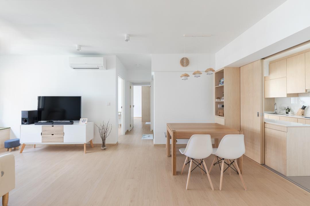 Minimalist Interior Design Theme Singapore Style