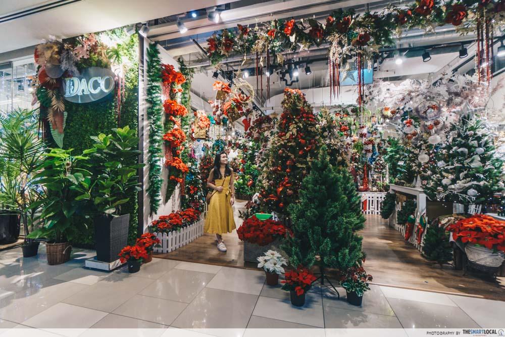 KINEX Mall Daco Christmas