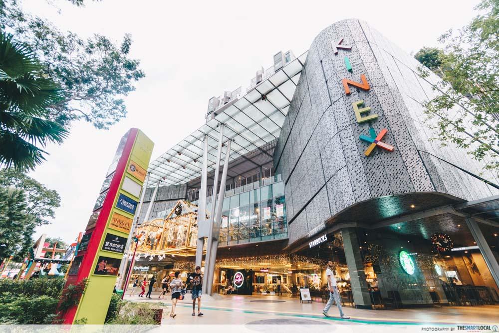 KINEX Mall Christmas