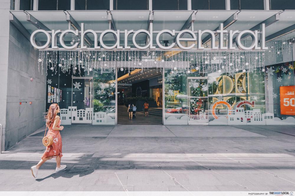 Orchard Malls Christmas Promos (15)