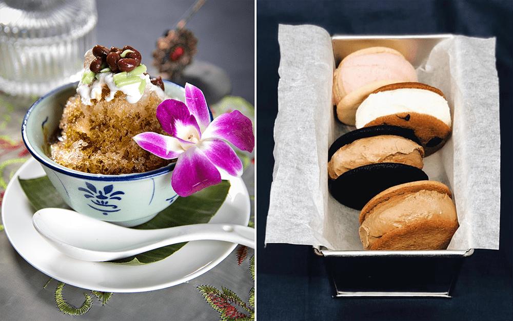 Chendol Ice Cream Sandwich Orchard Road Christmas Village 2019