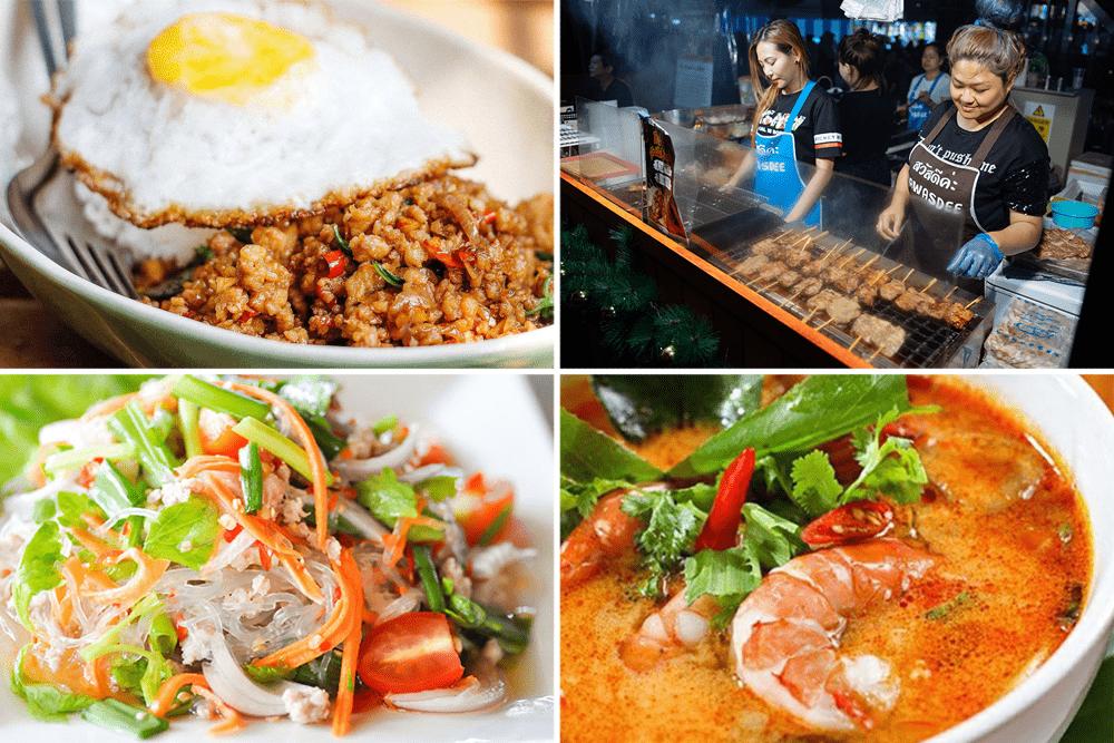 Thai Food Orchard Road Christmas Village 2019
