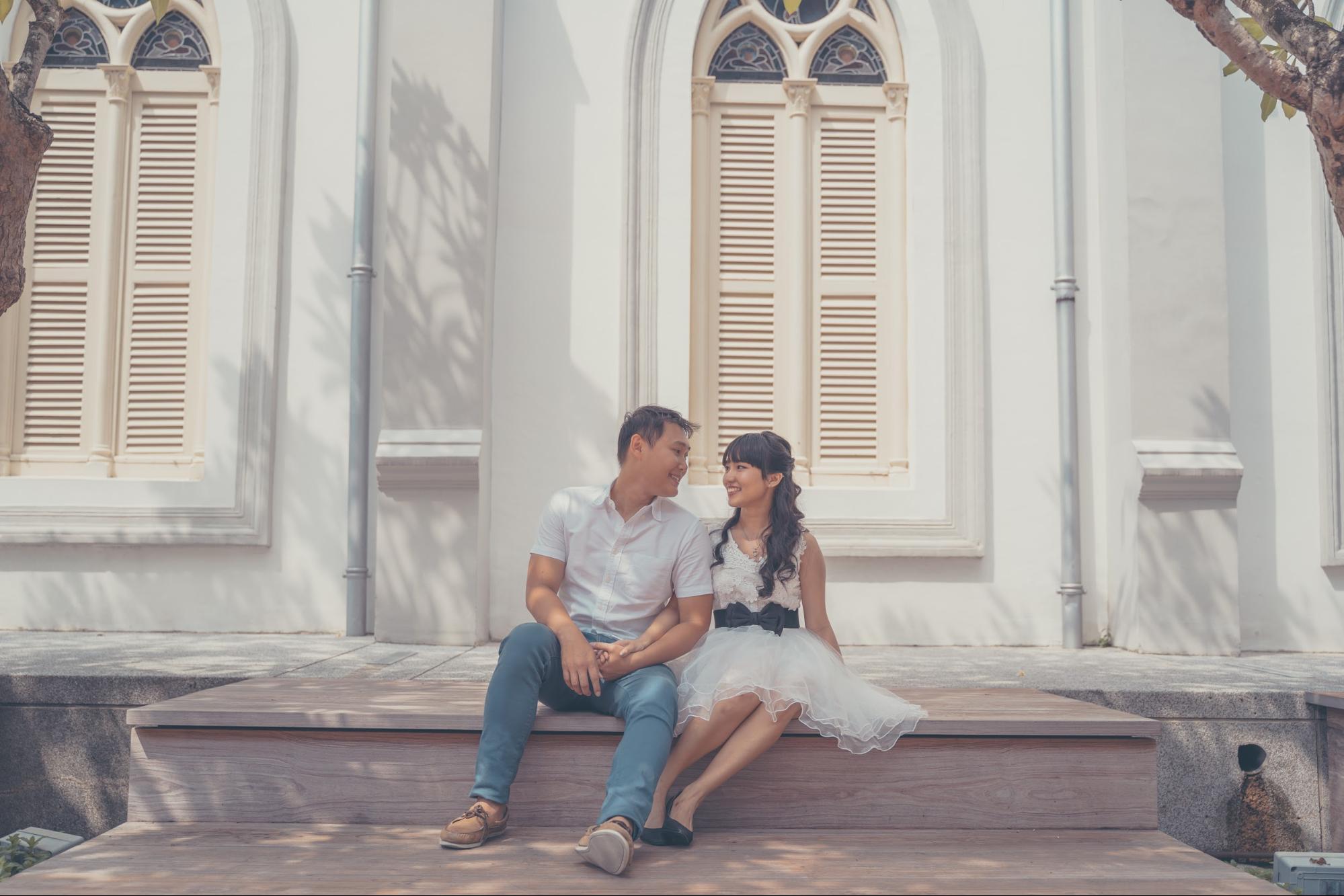 Pre-wedding photoshoot tips