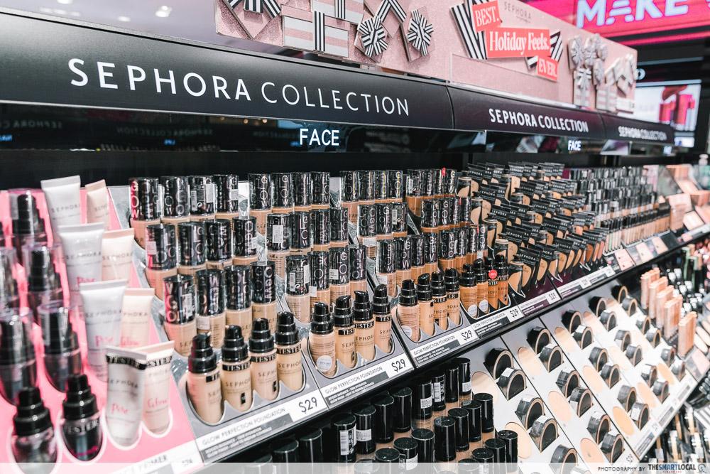 Sephora Foundation Face Makeup