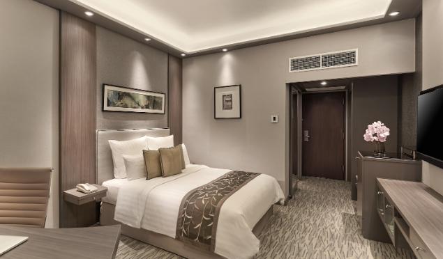 M Hotel Singapore club room