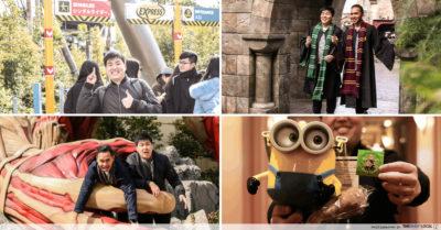 Universal Studios Japan Guide Harry Potter World Osaka