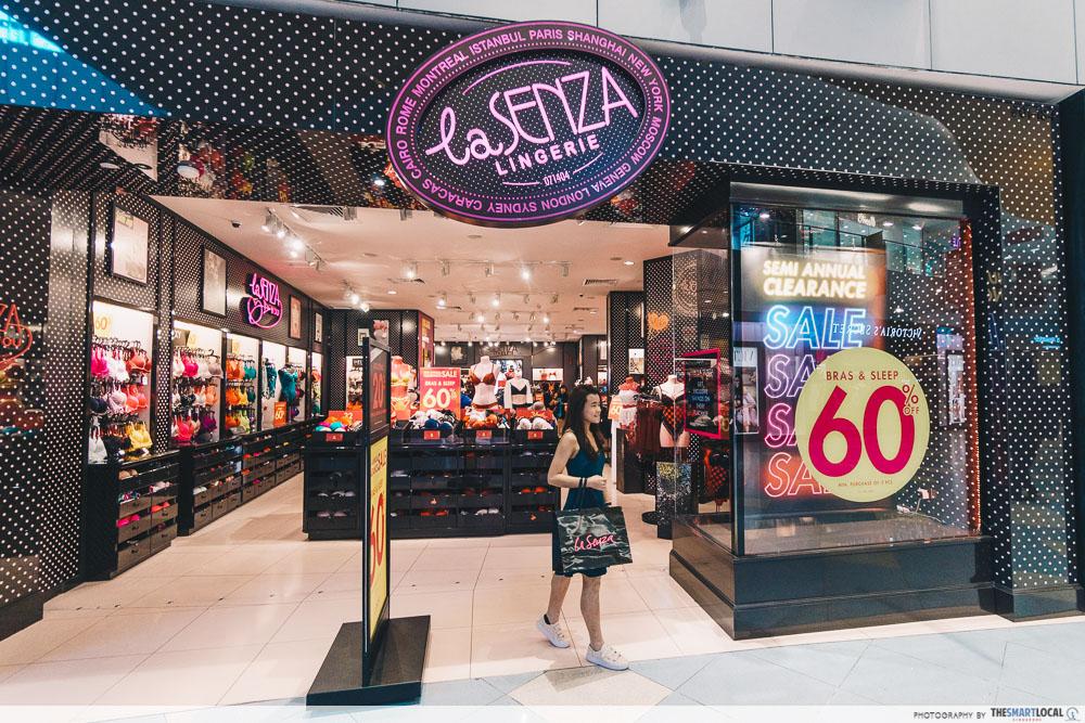 Vivocity Late Night Shopping La Senza