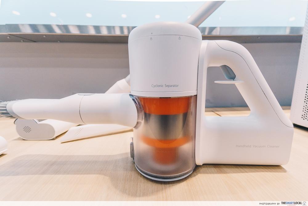 Vivocity Late Night Shopping XiaoMi handheld vacuum cleaner
