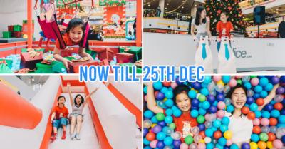 aperia mall christmas 2019