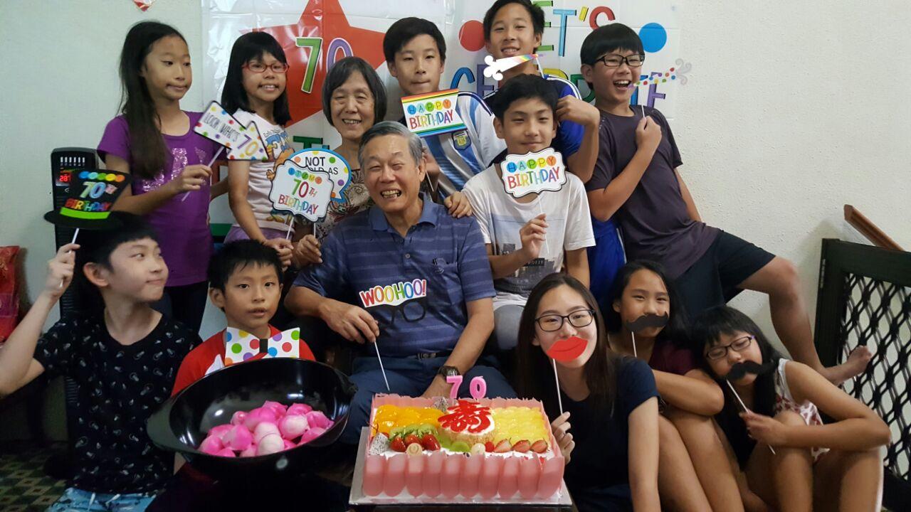ah gong's birthday